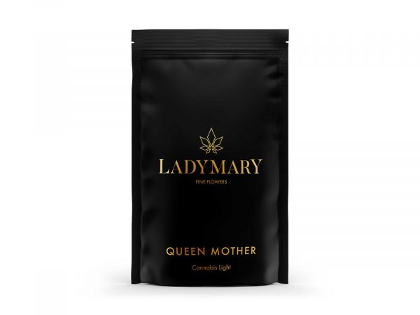 queen mother cannabis light legal weed